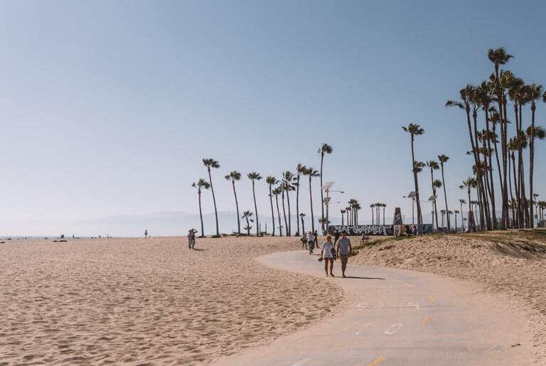 Attracties in Los Angeles Venice Beach