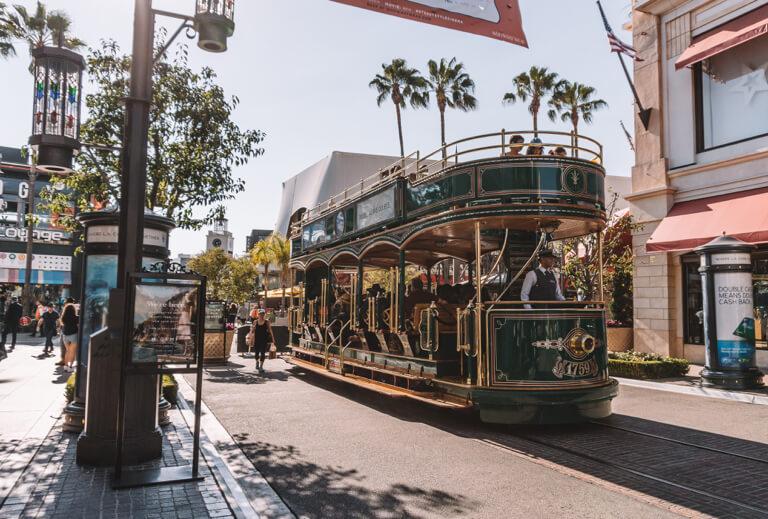 De Grove Trolley LA