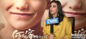 《我想有個家》導演娜迪拉巴基受訪