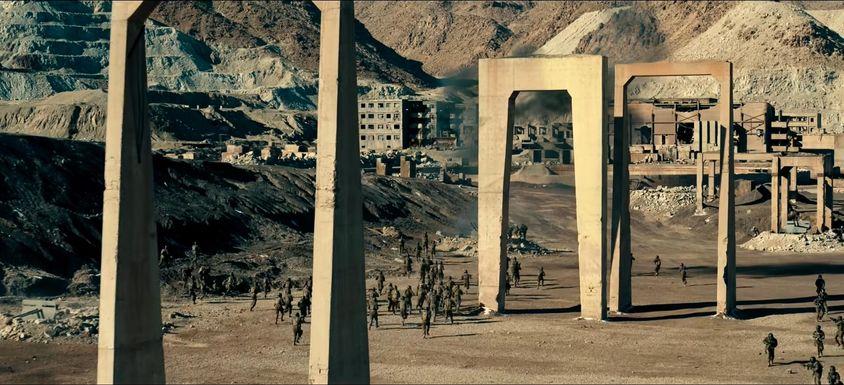 《天能》最後大戰鉗形戰術
