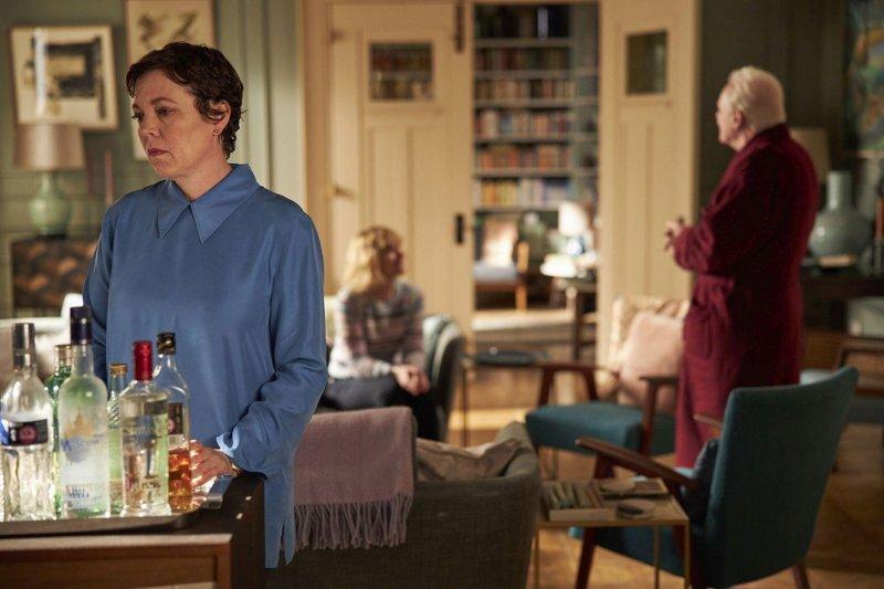 《父親》安東尼與羅菈展示自己一切都很正常