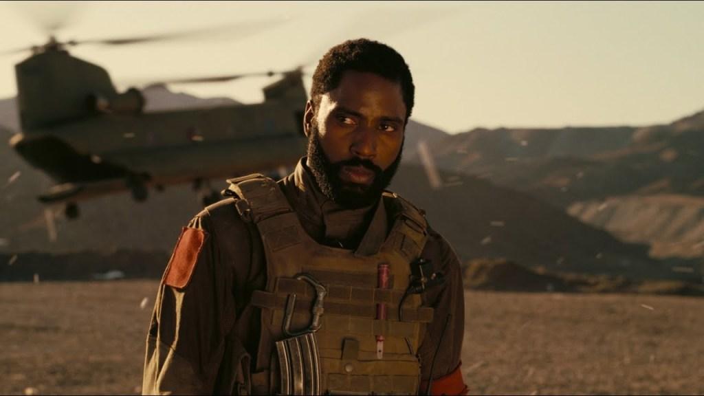 第93屆奧斯卡最佳視覺效果入圍電影:《天能》