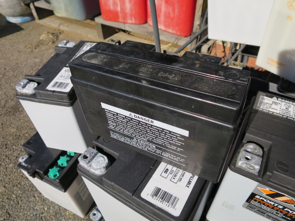 medium resolution of atv battery keeps dying