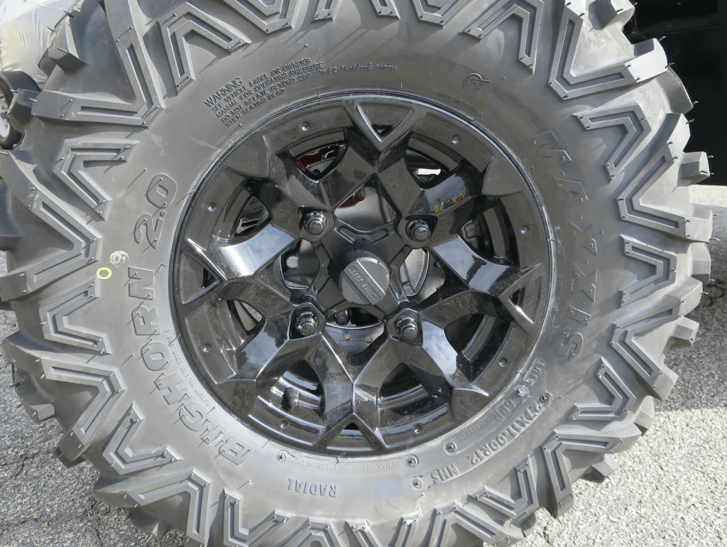 air compressor tire