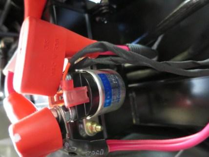 starter relay up close