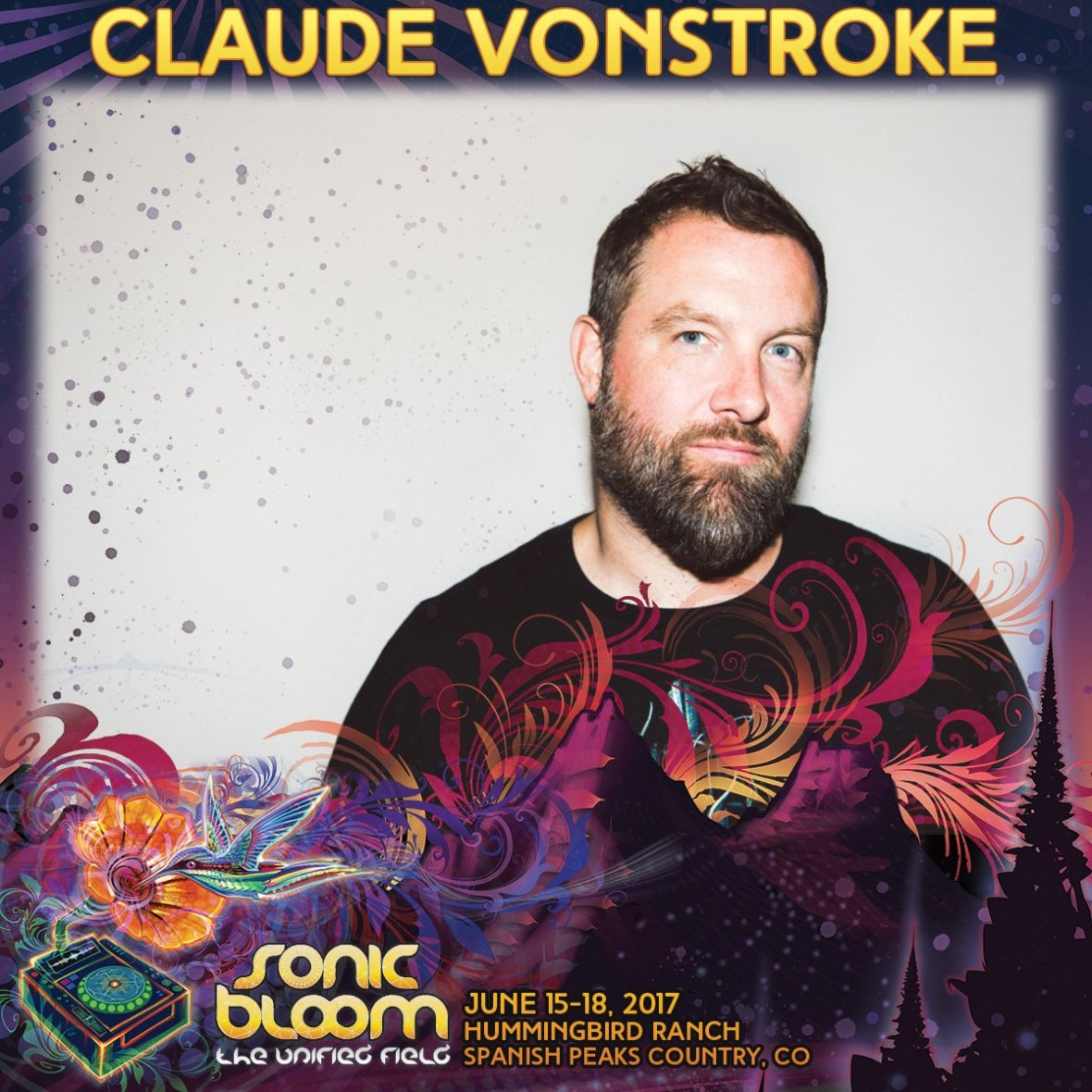 Claude VonStroke/Barclay Crenshaw @ Sonic Bloom 2017