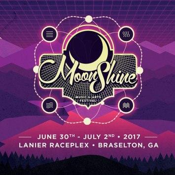 Moonshine Music & Arts Festival 2017 (Photography)