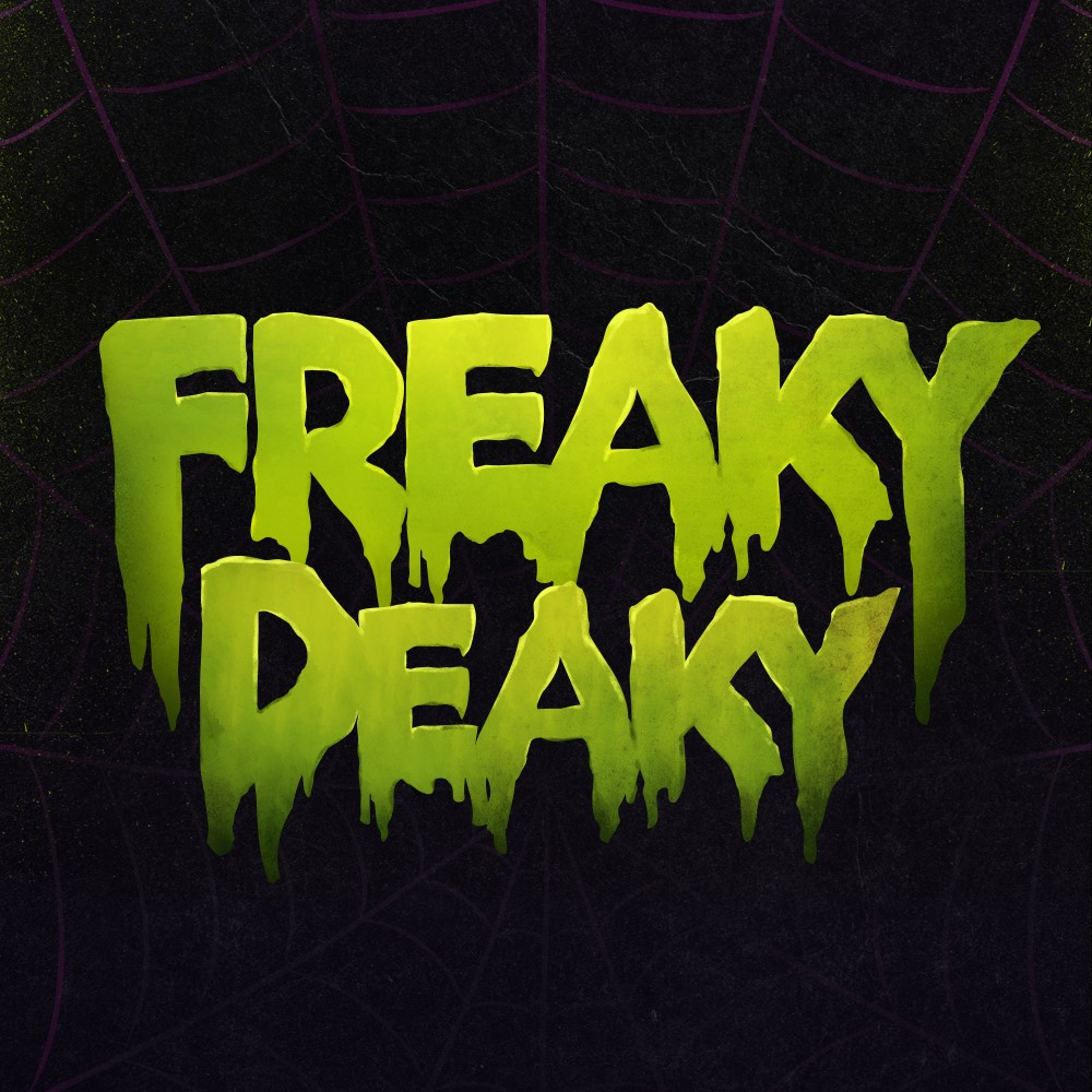 Freaky Deaky Initial Artist Announcement by Day