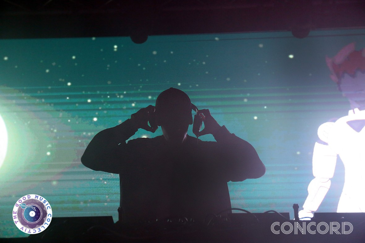 K?d ft. haunted. & Solstis @ Concord Music Hall in Chicago [PHOTOS]