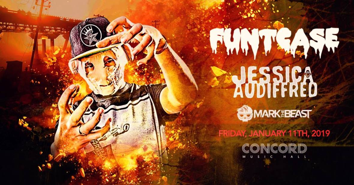 FuntCase @ Concord Music Hall (1/11/19) [PREVIEW]