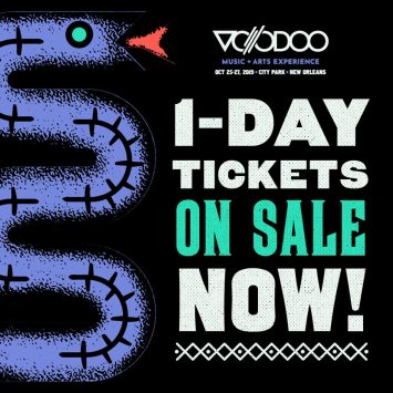 VooDoo Music + Arts Experience 2019 [PREVIEW]
