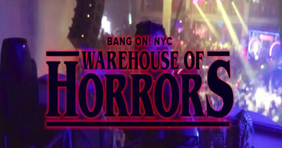 Preparing for a Frightful Halloween at Warehouse of Horrors 2019 [PREVIEW]