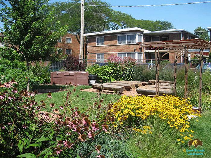 Good Natured Landscapes LLC Sustainable Design Native