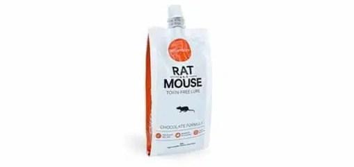 rat bait chocolate flavour