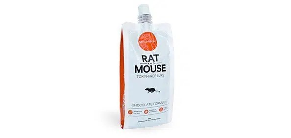 rat bait chocolate flavour