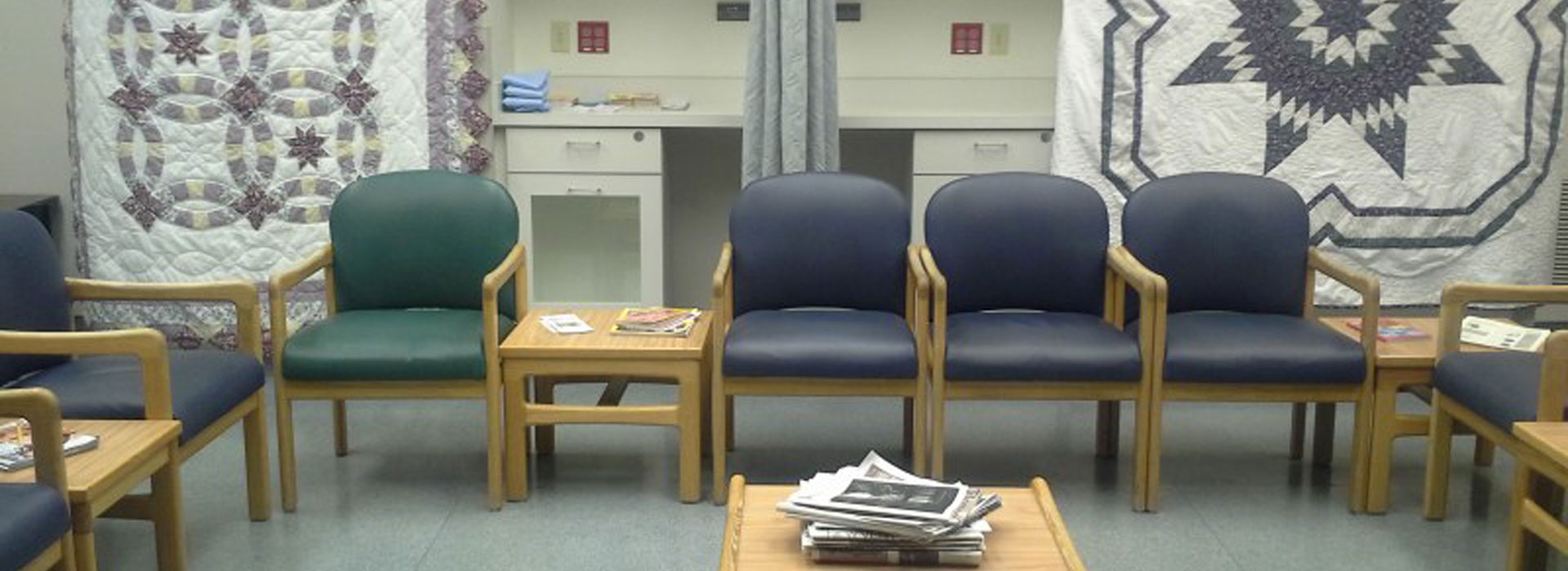 Good Neighbor Clinic Waiting Room