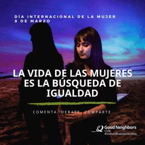 Dia Internacional de la Mujer 2021