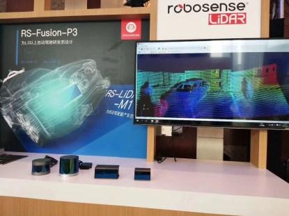 RoboSense RS-IPLS - Display