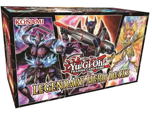 UPDATED: Yu-Gi-Oh brings back the Legendary Hero Deck's