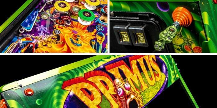 Primus Pinball Machine