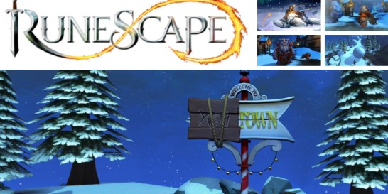 RuneScape Winter