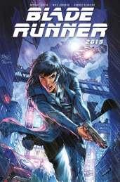 Blade Runner #1 Cover D - John Royle - Not Final Cover