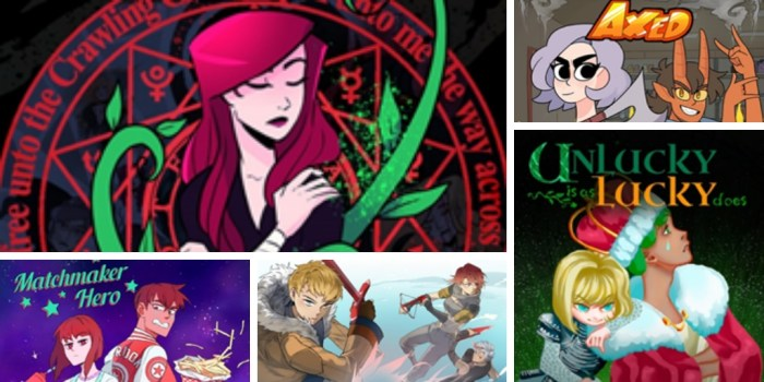 WEBtoon Launches Five News Series This March | Good Nerd, Bad Nerd