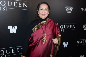 "NEW YORK, NY - NOVEMBER 13: Swati Bhise attends The Wing Hosts The World Premiere Of Roadside Attractions' ""The Warrior Queen Of Jhansi"" at Metrograph on November 13, 2019 in New York. (Photo by Paul Bruinooge/PMC/PMC) *** Local Caption *** Swati Bhise"