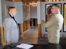 Matt Malone interviews with Frank Parlato