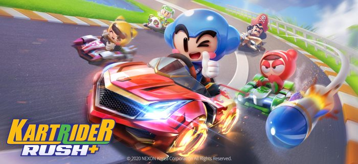 [KartRider Rush+] PR_Banner_2400x1100