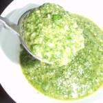 dill & parsley pesto