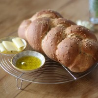 vegan challah (revisited)
