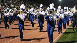 Band pageant.