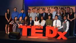 TEDx event at VHS.
