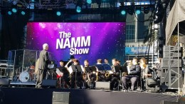 The NAMM show.