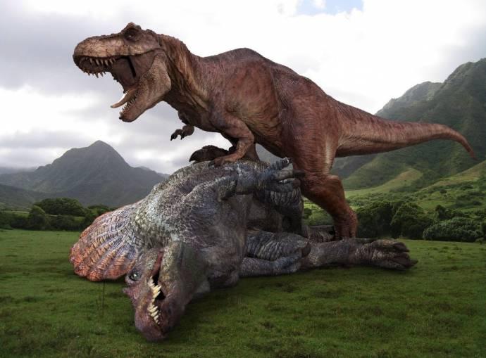 Scădere în greutate t-rex