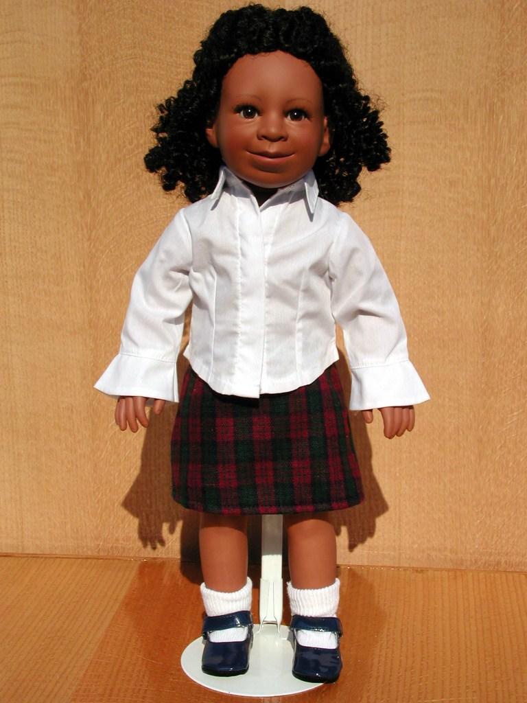 Deborah School Outfit