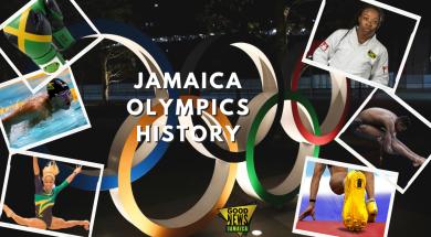 Jamaica Olympics History