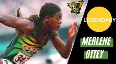 Merlene Ottey – Legendary-1