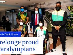Paralympians YouTube Thumbnail
