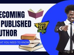 Becoming A Published Author YouTube Thumbnail v2