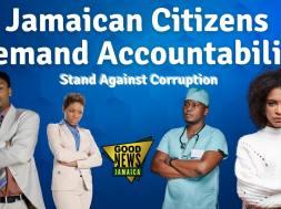 Citizens Demand Accountability