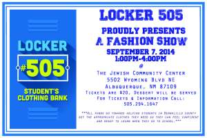 Locker 505 invite