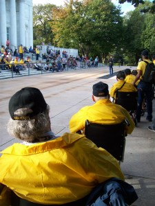 Veterans at the Tomb of the Unknown Soldier - Copy