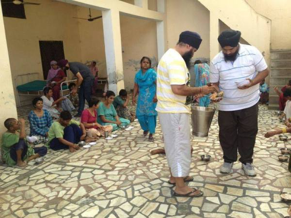 Midland Langar Seva Society: 'Today We Are Your Family'