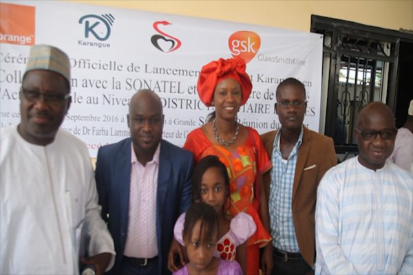 Senegalese Stars Lend Their Voices to Health Awareness Project