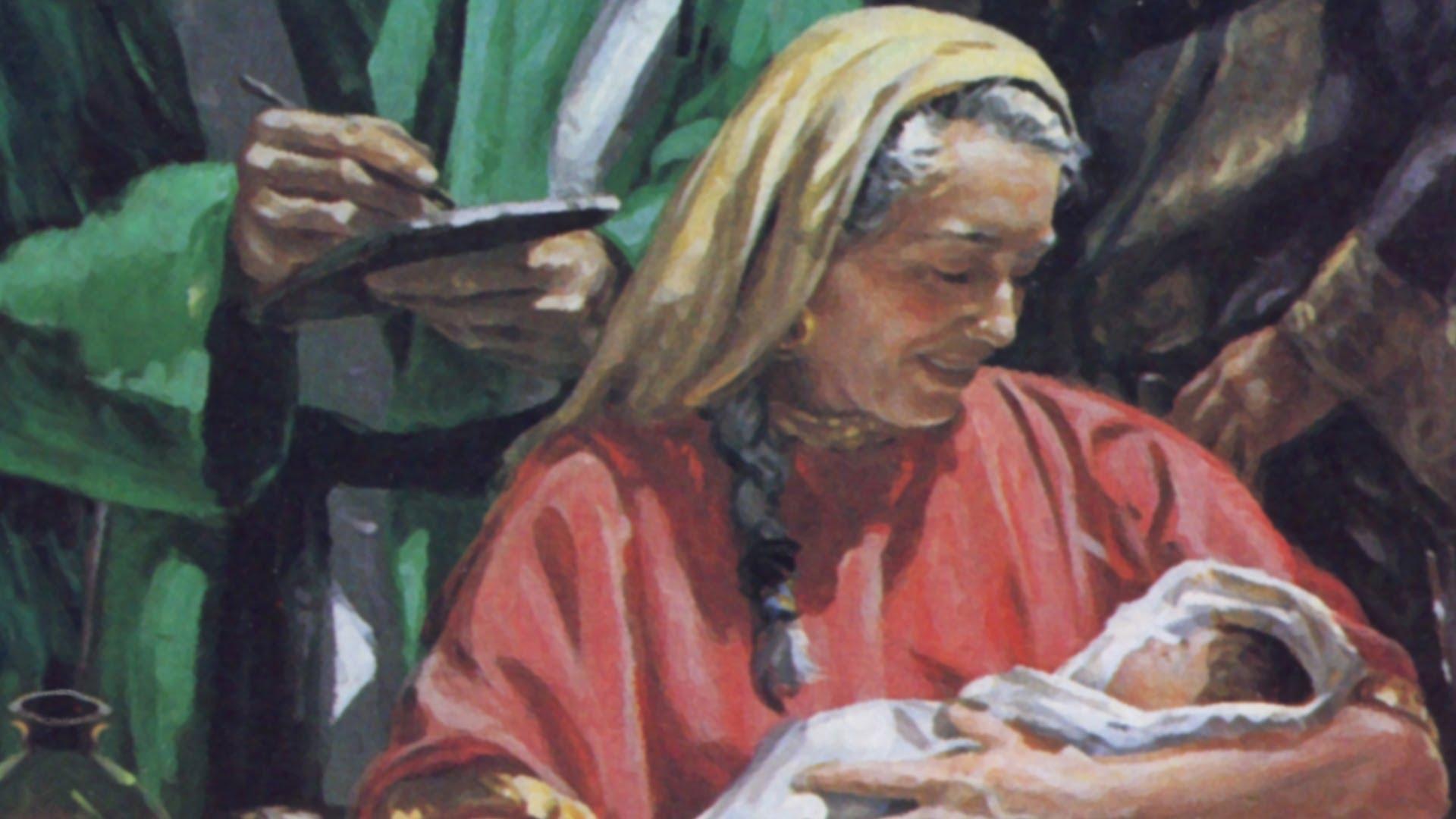 Daily Gospel Reading Luke 1 57 66