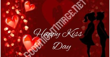 Best Happy Kiss Day Messages and Images