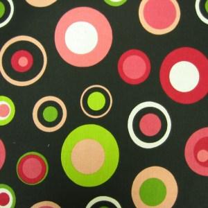 Galaxy Black Futon Cover