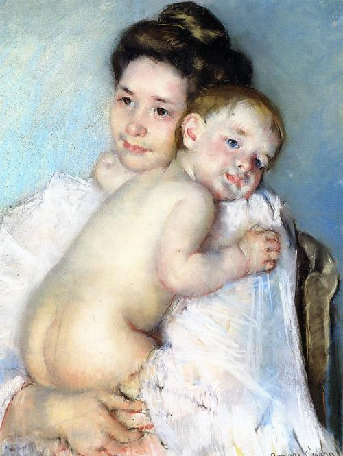 mother-berthe-holding-her-baby-1900